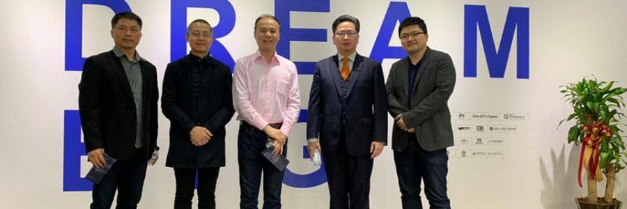 NTU & CUST Delegations visited TXI AVR Center