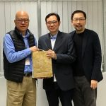 TXI and Feng Chia University visited the Taichung City Economic Development Bureau for Cooperation